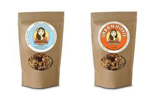 Granola-cereal-urban hippie-Four Flavour Variety Pack