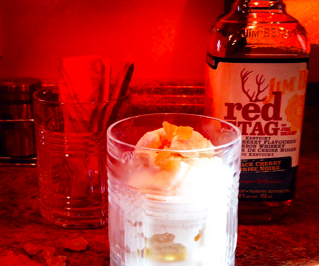 Whiskey! Ginger! Ice Cream!
