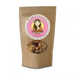 Granola-cereal-urban hippie-no sugar but you so sweet