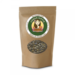 Pumpkin seeds product photo